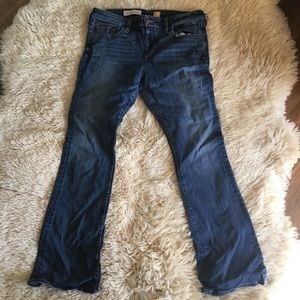 Pilcro and the Letterpress jeans size 32